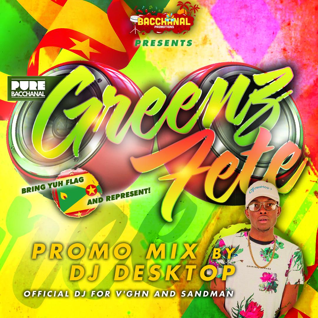 Greenz Fete Promo Mix