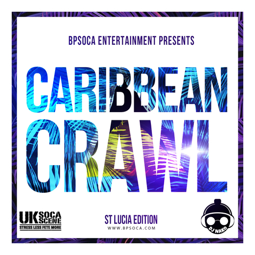 Caribbean Crawl Mix - St Lucia